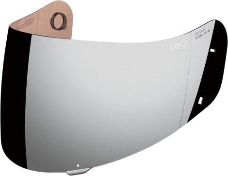 Smoked visor clear for Icon Airframe and Alliance