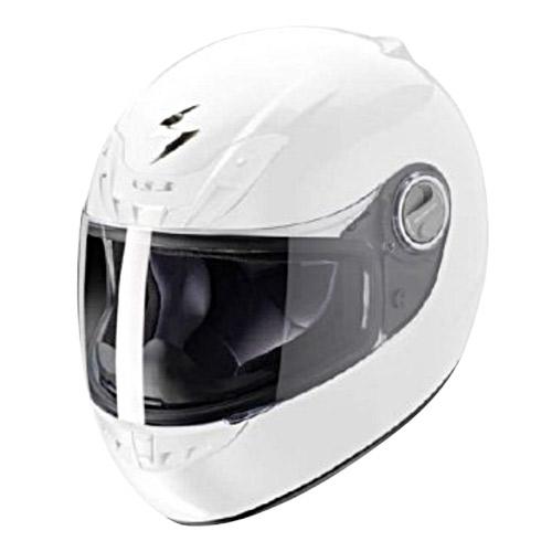 Scorpion Exo 400 full face helmet White