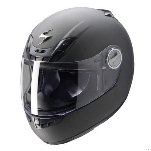 Scorpion Exo 400 full face helmet Matt Anthracite