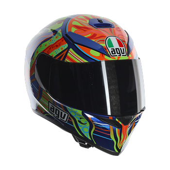 Agv K-3 SV five continents full face helmet