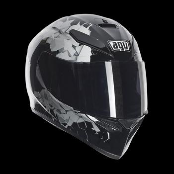 Agv K-3 SV fullbomb full face helmet White