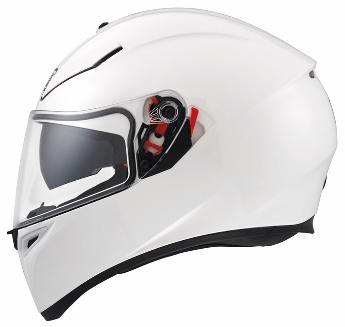 Agv Street Road K-3 SV Mono helmet white