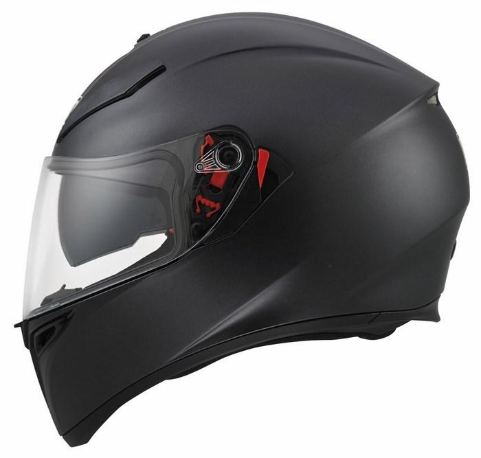 Agv Street Road K-3 SV Mono helmet matt black