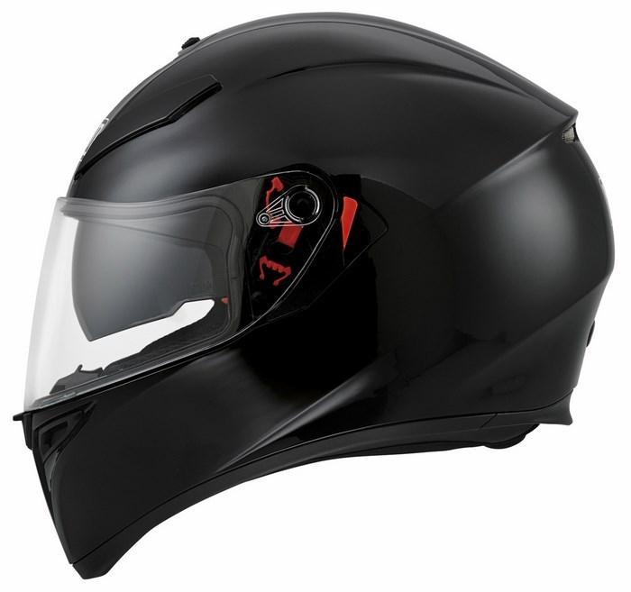 Agv Street Road K-3 SV Mono helmet black