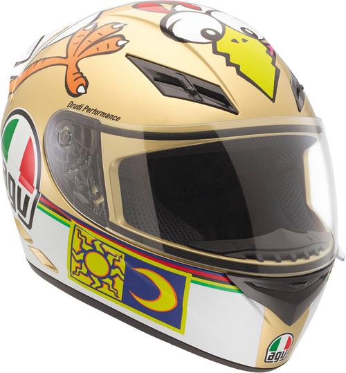 Casco moto Agv K-3 Top The Chicken