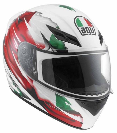 Agv K-3 Multi Italy Flag full-face helmet