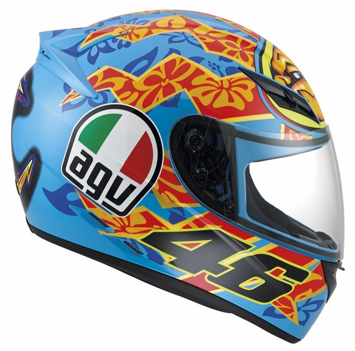 Agv Street Road K-3 Top Mugello 2001 helmet