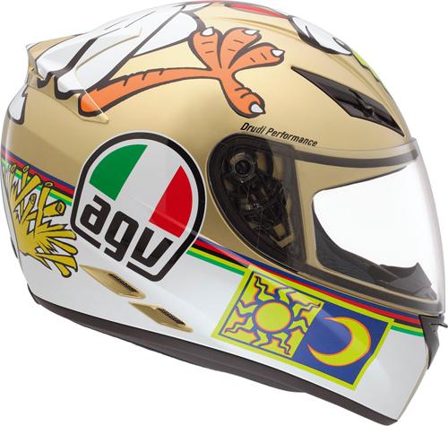 Agv K-3 Top The Chicken full-face helmet