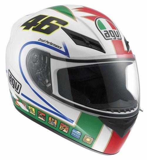 Agv K-3 Top Rossi Icon full-face helmet