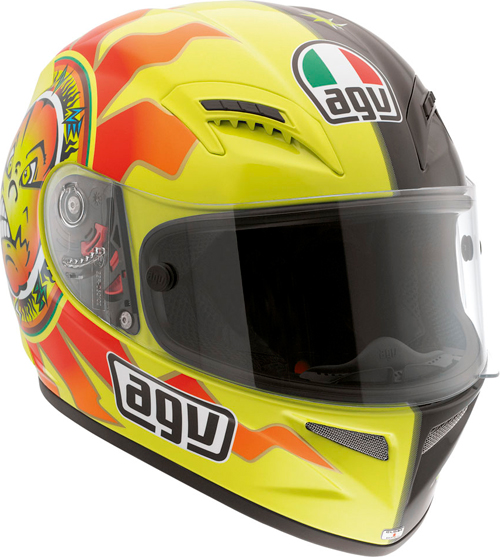 Casco moto Agv Grid Top Sun and Moon 96