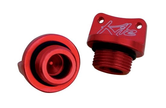 Engine oil plug Husqvarna Red Kite