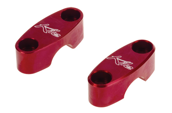 Universal fitting kit 22mm Red Kite over separate