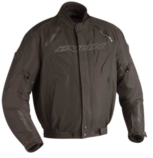 Ixon SHURIKAN RACE winter jacket Black - Confort Sizes