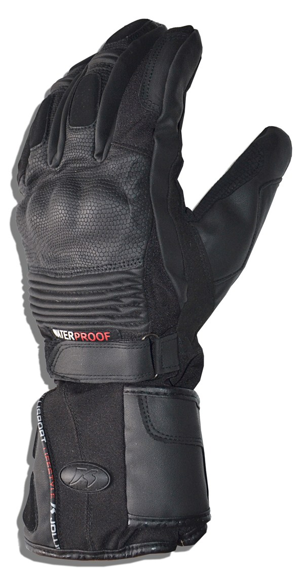 Jollisport Crocs Winter Gloves Black