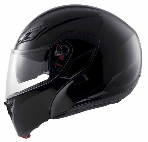 Agv Numo Evo Mono open-face helmet black