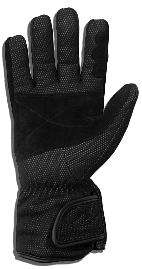 Winter Motorcycle Gloves Black Shark Jollisport