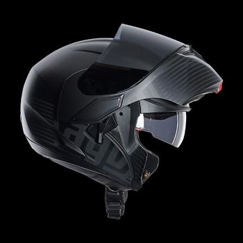 Agv GT Compact Multi Audax full face helmet matte black