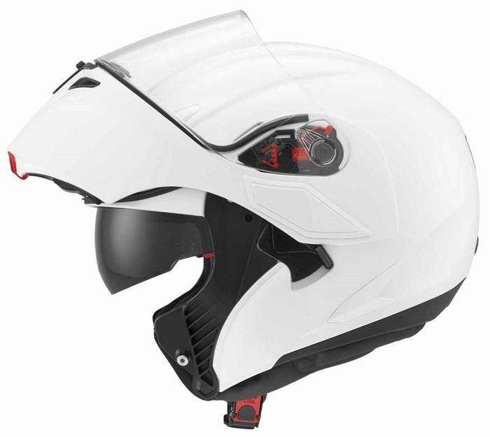 Casco moto Agv GT Compact Mono bianco