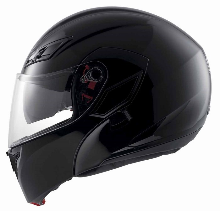 Agv GT Compact Mono helmet black
