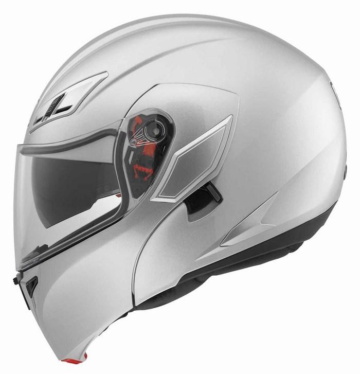 Agv GT Compact Mono helmet silver