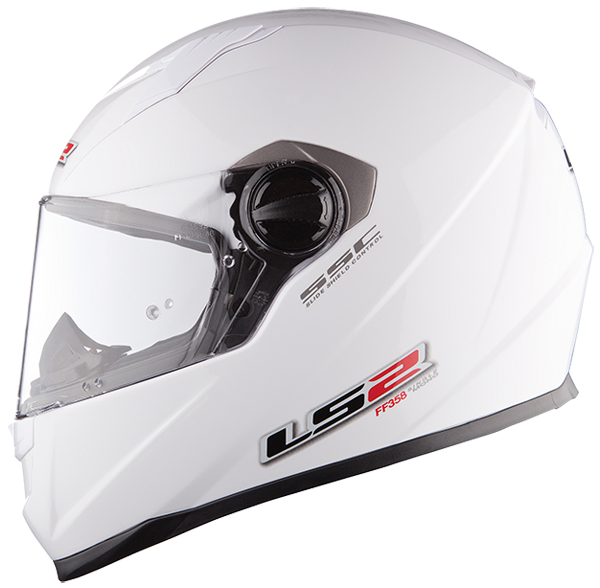 Casco integrale LS2 FF322 Concept II Bianco