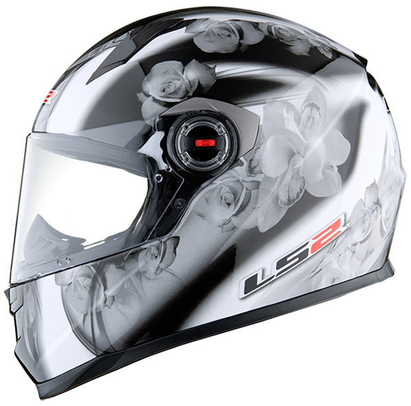 Full face helmet LS2 FF322 Chic Black Silver