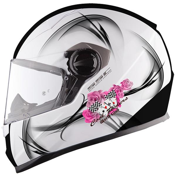 Full face helmet LS2 FF322 Cool