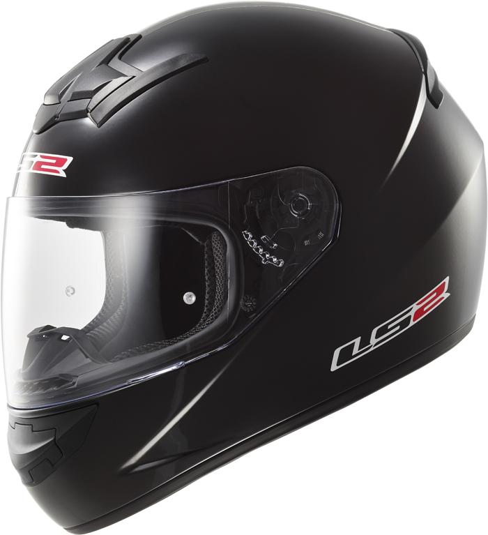 LS2 FF352 Rookie full face helmet Black