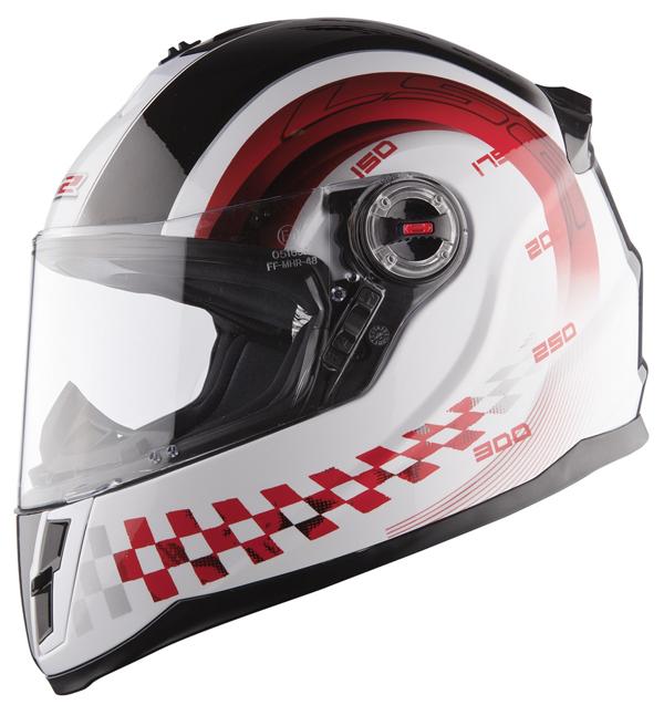 LS2 FF392 helmet child Integral Chrono II