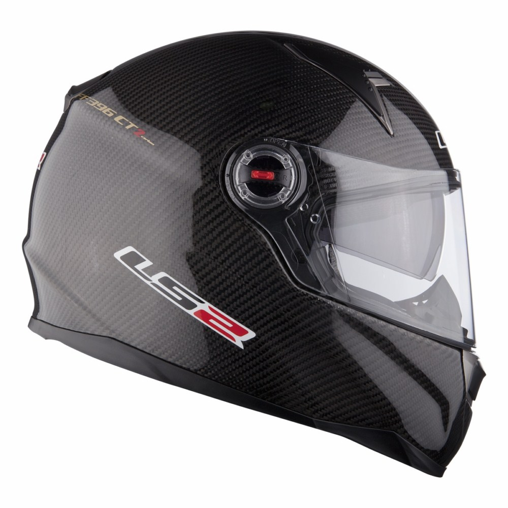 Full face helmet LS2 FF396 CT2 Mono Carbon fiber