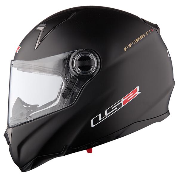 Full face helmet LS2 FF396 FT2 Single Mono Matte Black