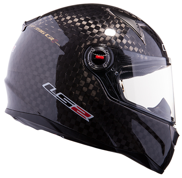 Casco integrale LS2 FF396 CR1 Single Mono Carbon