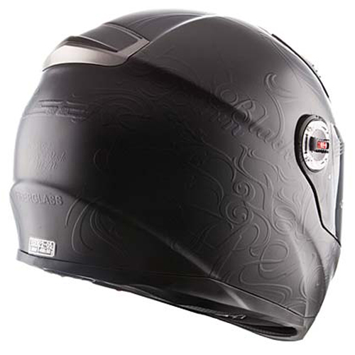Casco integrale LS2 FF396 FT2 Burn