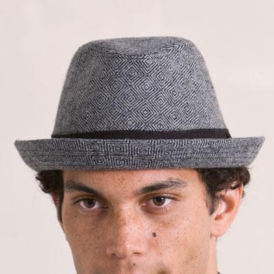 Cappello Alpinestars Grantham Fedora nero