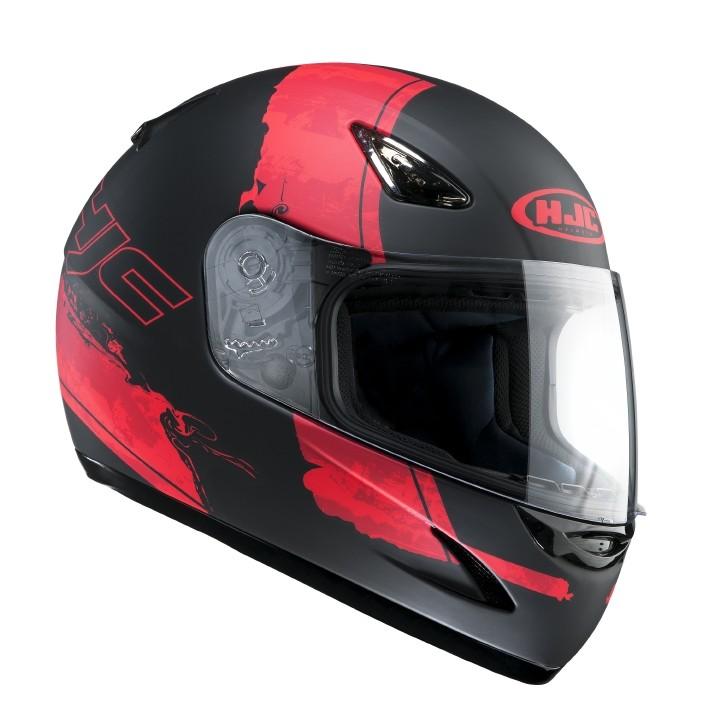 HJC CS14 full face helmet Paso MC1F