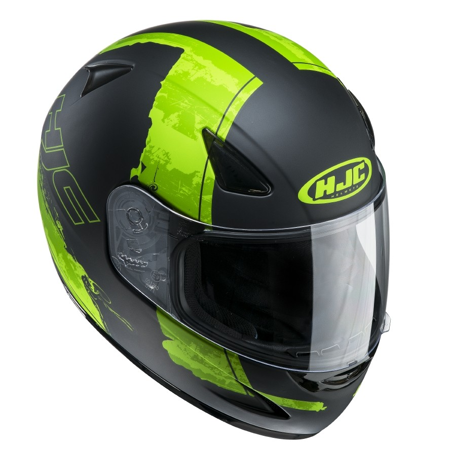 HJC CS14 full face helmet Paso MC4F