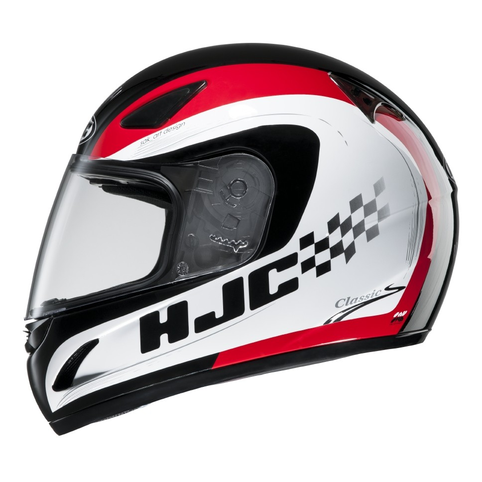 HJC CS14 full face helmet Checker MC1