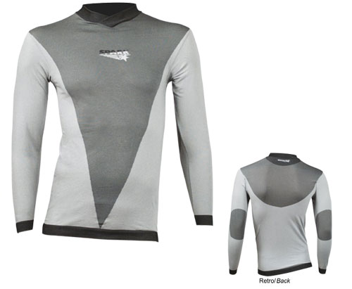 SPARK Startek 1074 Dryarn® Seamless Long Sleeves Shirt