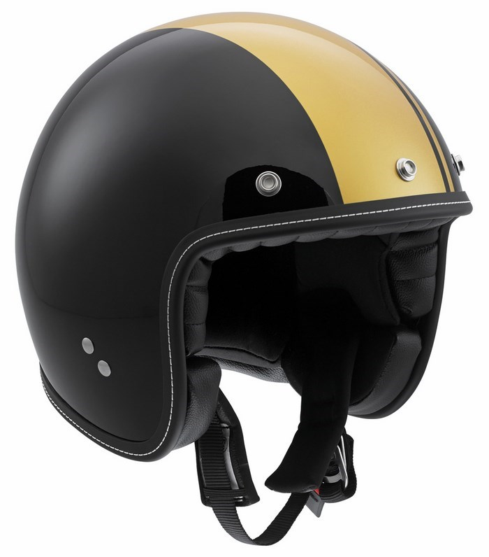 Agv City Rp-60 Multi Royal helmet black-gold