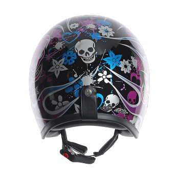 Agv City Rp-60 Multi Skully jet helmet
