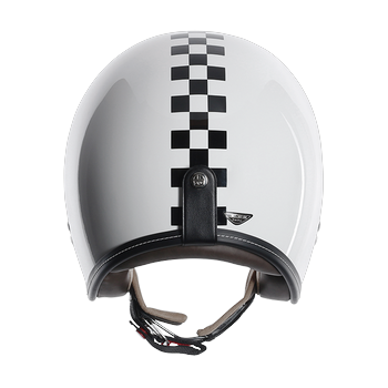 Agv City Rp-60 Multi Checker Flag jet helmet