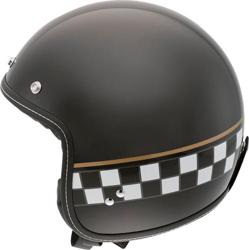 Casco moto Agv RP60 Multi Cafe Racer nero