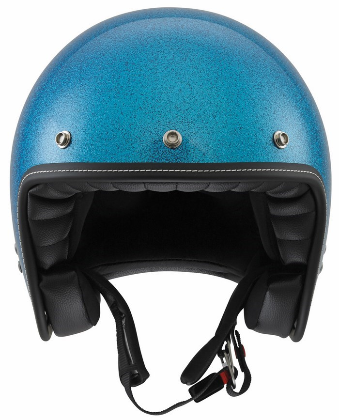 Agv City Rp-60 Mono Metal Flake blue helmet