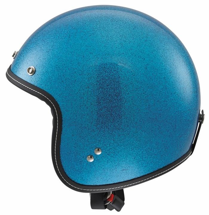 Casco moto Agv City Rp-60 Mono Metal Flake blu