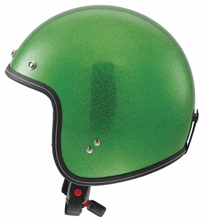 Agv City Rp-60 Mono Metal Flake green helmet