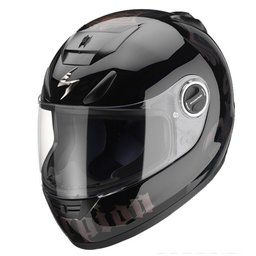 Scorpion Exo 750 Air Scorpion full face helmet Black Chameleon