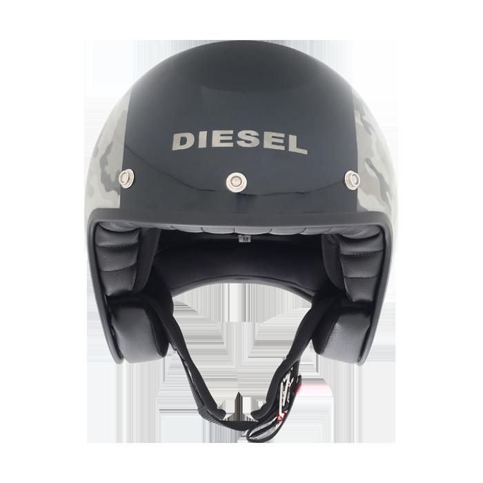 Diesel Old Jack Multi Camouflage jet helmet