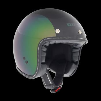Diesel Old Jack Multi jet helmet Pearl Green