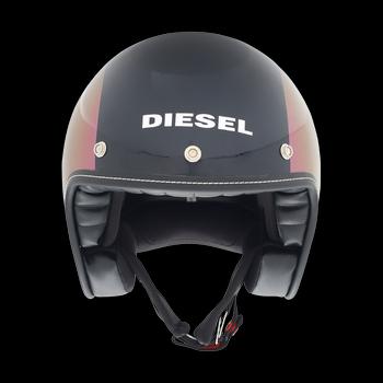 Diesel Old Jack Multi jet helmet Pearl Violet