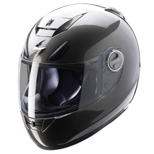 Casco integrale Scorpion Exo 750 Air Antracite Opaco